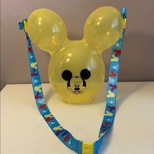 Disney popcorn ballon bucket YELLOW